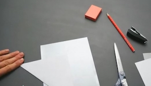 Papír, nůžky a lepidlo… Výsledek? Úžasný!