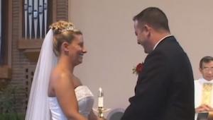 Mladá nevěsta se 2 minuty nemohla uklidnit. Když jsem to uviděl, rozesmál jsem s