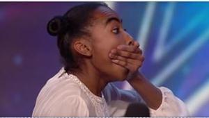 14letá přišla na casting do talentové soutěže. Od 39 vteřiny se všem divákům zat