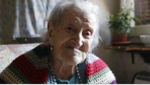 Toto je poslední žijící osoba narozena před rokem 1900! Neuhodnete, v čem spočív