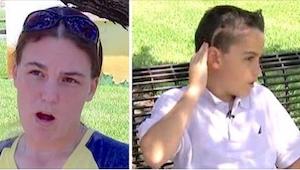 Její syn se začal divně chovat poté, co si hrál v parku. O dva dny později jeho