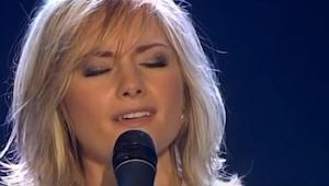 Začala zpívat Ave Maria, když skončila, měla jsem na zádech husí kůži