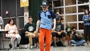 Nebudete věřit svým očím, když uvidíte, jak talentovaný je tento chlapec!