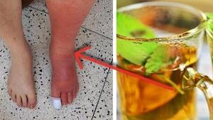 Pokud máte problémy s otoky nohou, vyzkoušejte tento domácí recept, který vám za