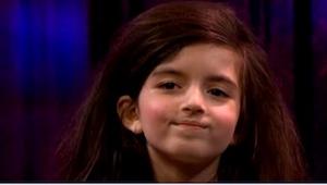 Když lidé poslouchají tuto holčičku, mají POKAŽDÉ husí kůži. Přesvědčte se, jest