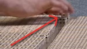 14000 hracích kostek – dílo, které Vás ohromí! V 0:25 sekundě videa nastane neoč