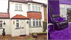 Tenhle dům je jediný svého druhu a to všechno díky bývalým majitelům... Šok!