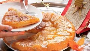 Receptu na Tarte Tatin se nevyrovná žádný jablečný koláč!