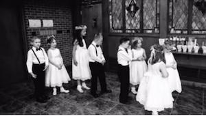 Nevěsta si svatbu bez těchto výjimečných dětí nedovedla představit… Geniální náp