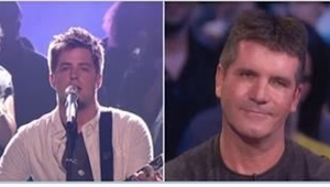 Simon Cowell ho požádal, aby zazpíval právě tuto píseň. Ukázalo se, že jeho hlas