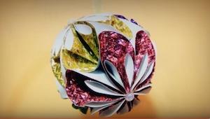 Chcete vědět, jak lze vyrobit krásnou ozdobu z papíru? Výsledek je úžasný!