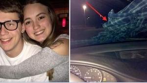 Večer našla na předním skle auta košili. Pak si vzpomněla, co jí řekli rodiče.