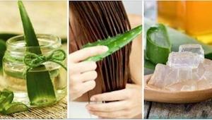 5 masek z aloe, které posílí vaše vlasy!