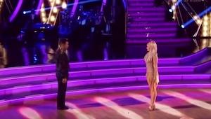 Je to nejlepší tanec finále Tanec s hvězdami, jaký jsme viděli! Dokonce i její o