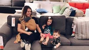 Šla do Ikea s dětmi. Když se k nim přiblížil dobře oblečený muž středního věku,