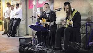 Když jsem uslyšela hrát rabíny, byla jsem v šoku!