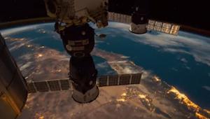 To, co uvidíte na videu, které zveřejnila NASA, je něco úžasného!