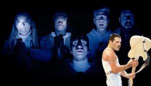 Skupina Pentatonix nahrála vlastní a capella verzi písně Bohemian Rhapsody. Něco