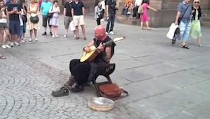 Když začal zpívat, nikdo nemohl uvěřit, že mu z úst vycházejí TAKOVÉ zvuky!