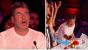 Simon Cowell byl překvapen, když uslyšel, jakou píseň si vybrala - vysloužila si
