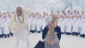 Jediná verze této písně - Let It Go v africké verzi se stala hitem internetu!