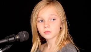Tato teprve 11letá holčička zpívá jako dospělá - její talent je neuvěřitelný!