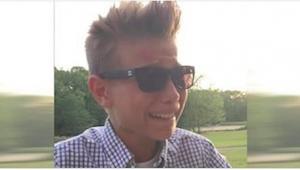Chlapec jako dárek dostal zvláštní dioptrické brýle. Když je vyzkoušel, zažil te