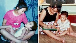 Svobodná matka se nechtěla vzdát svého postiženého syna. O 29 let později se sta