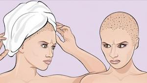 Když vyjdete ze sprchy, zabalíte si vlasy do ručníku? Děláte chybu! Přečtěte si