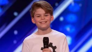 Když na scénu přišel tento veselý 12letý kluk, nikdo neměl tušení, že jeho vysto