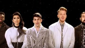 Z hitu Elvise Presleyho v provedení Pentatonix budete mít husí kůži!
