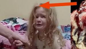 To, co zachránilo tuto holčičku před paralýzou, která ji mohla zabít, bylo v jej