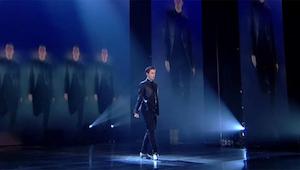 Když začal tento kluk tančit, nečekala jsem, jak moc je talentovaný!