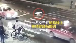 Po nehodě byli svědky toho, jak ji přejela další auta… ŠOK!