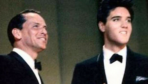 Elvis a Sinatra je jen jeden! To musíte slyšet – tomu se říká talent!