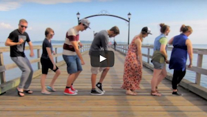Tento tanec dostal už 2 miliony lidí na internetu!