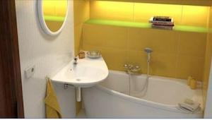 Je vaší největší noční můrou čištění sprchového koutu? Díky tomuto nápadu se vše