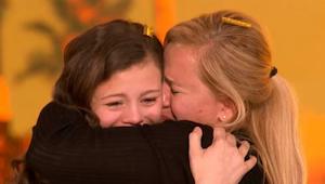 Když se na scéně objevila tato 13letá dívka, hned bylo jasné, že se bude jednat