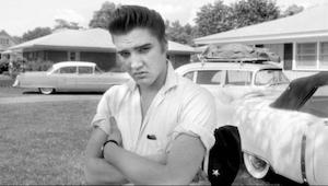 Poslechněte si první nahrávku Elvise ještě předtím, než se stal hvězdou!