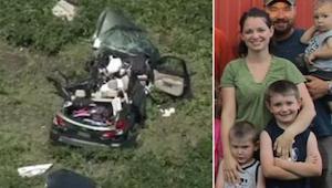 Vezla děti na tábor, netušila, že jediná SMS ukončí její život.