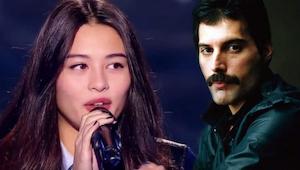 Mladá dívka zazpívala píseň Bohemian Rhapsody tak, že se otočila celá porota!