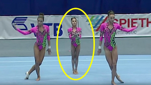 To, co gymnastky udělaly své kolegyni, je neuvěřitelné!