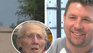 Listonoš nosil každý den poštu 94leté ženě. Když mu jednoho dne neotevřela, vlám