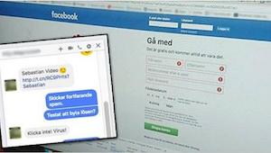 Policie varuje - nový virus na Facebooku může napadnout i váš počítač!