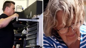Ochrnutá žena se vplížila do garáže, ve které její muž trávil až podezřele mnoho