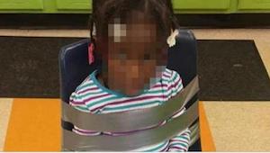 K rodičům se náhodou dostala fotografie jejich dcerky, kterou pořídil učitel ve
