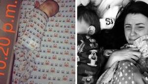 Oblíbený výrobek pro děti zabil jejího 7měsíčního syna - žena varuje další rodič