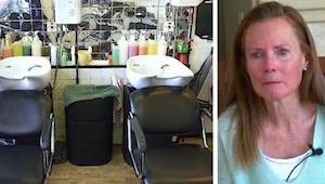 Návštěva u kadeřníka jí zapříčinila mrtvici. Teď všechny varuje před příznaky.