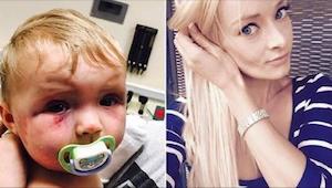 Žena zmlátila 8měsíční dítě. Verdikt soudu šokoval všechny!