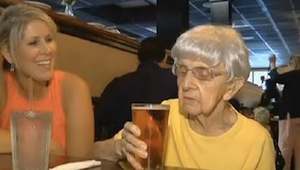 103letá a 109letá prozradily svůj klíč k dlouhověkosti.
